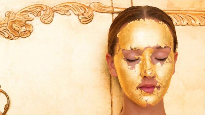Bali must try treatments: 24K Gold Facial at Goldust
