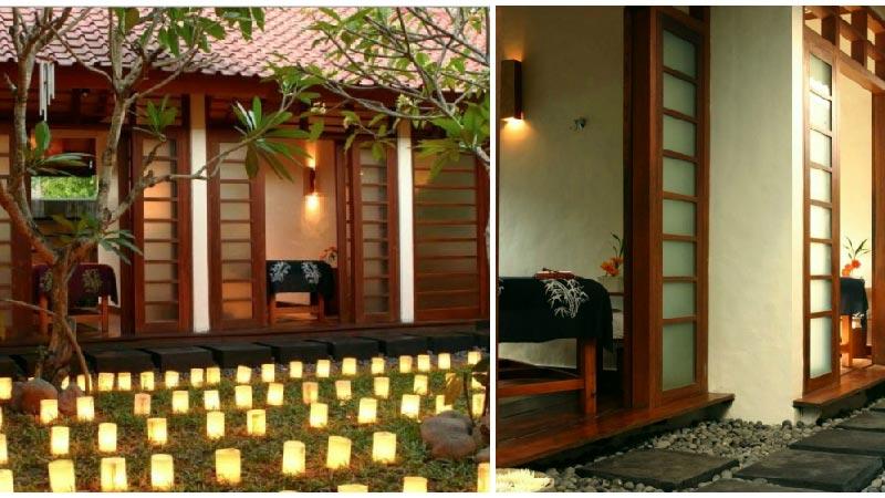 Bali must try treatments: Jari Menari Spa is one of Bali favorites