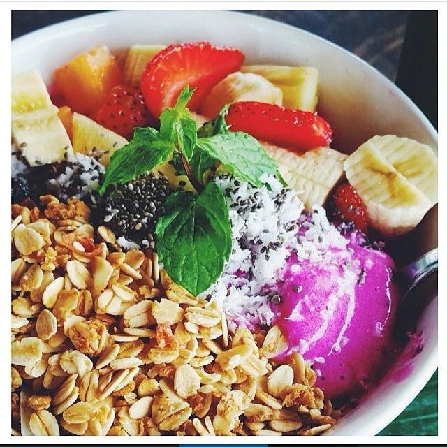 Top 10 breakfast in Bali: Brekafast bowl at Betelnut in Canggu