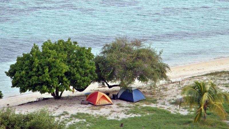 bali camping
