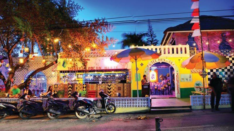 bali restaurant motel mexicola